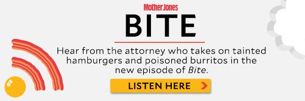 Mother Jones Bite Podcast